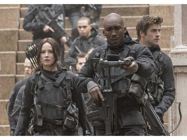 Brooding 'Mockingjay — Part 2' could use a little more action with its angst