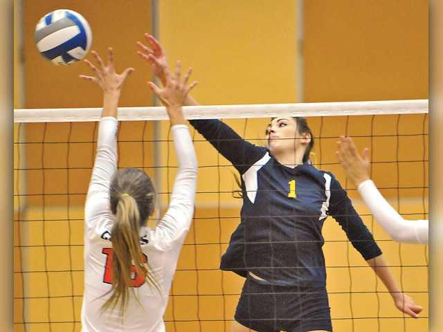 Three SCV volleyball teams still alive in playoffs
