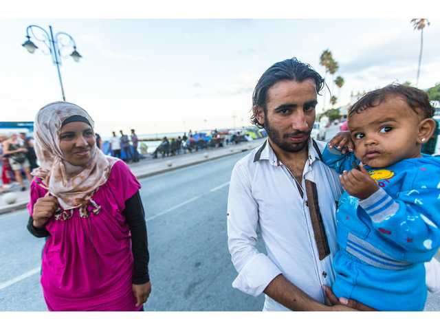 Psst … there's already a religious test for Syrian refugees