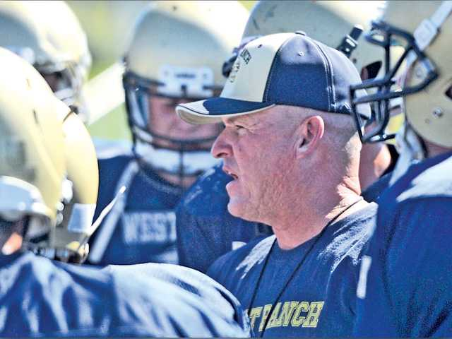 West Ranch hopes to have new football coach next month