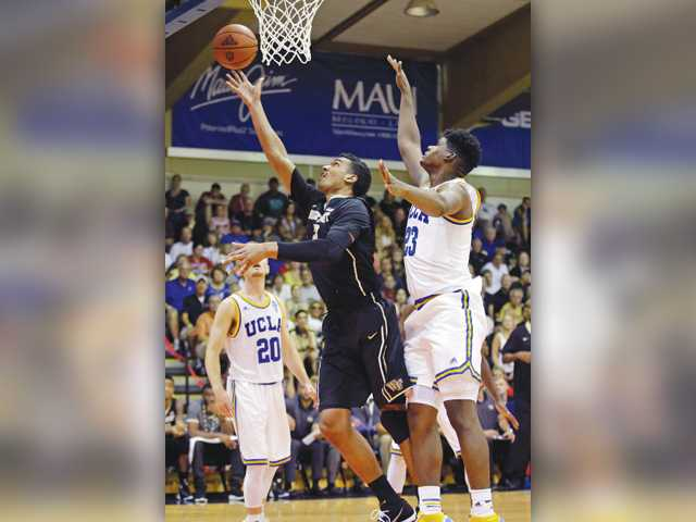 UCLA falls to Wake Forest in Maui Invitational