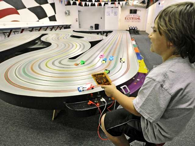 Let the races begin for 'drivers' of all ages