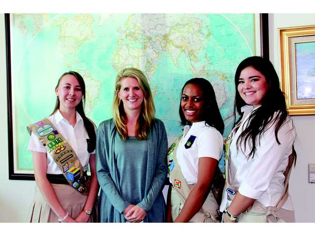 Local Business Executive Honored By Girl Scouts of Greater Los Angeles