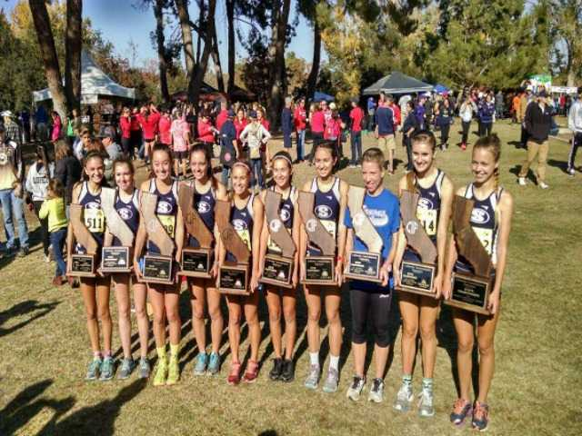 Saugus girls win ninth cross country state title