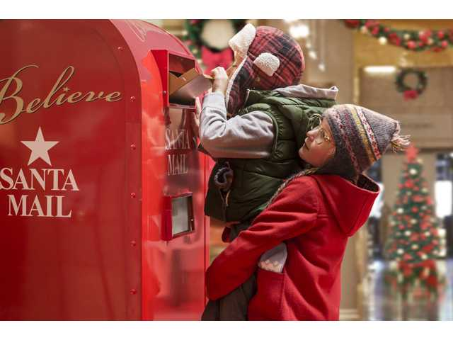 letters to santa benefit make-a-wish in macy's believe campaign