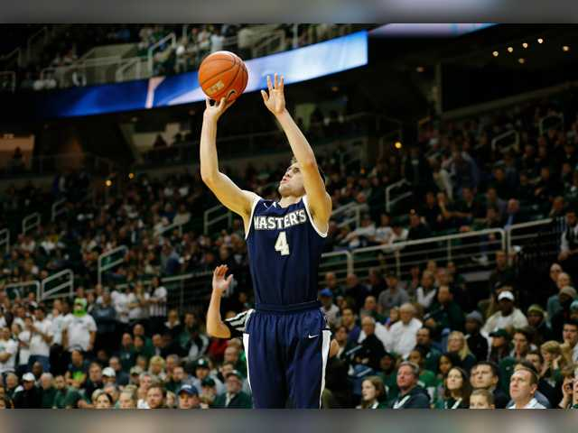Shackelford's choice of hoops paying off for TMC