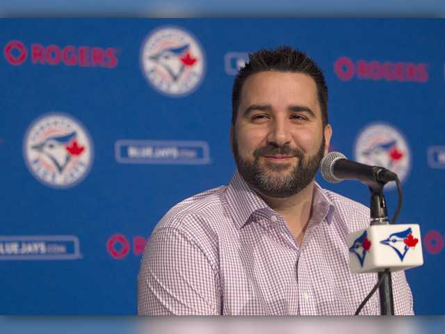 Dodgers hire Alex Anthopoulos as front-office VP