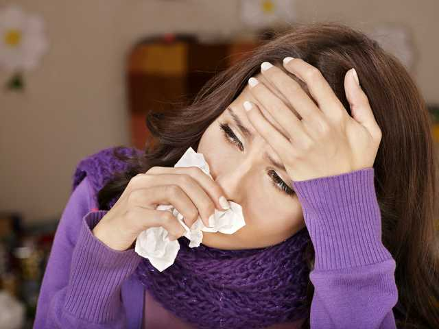 Secrets of people who never get colds