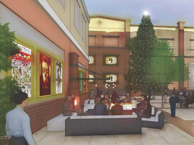 Santa Clarita's Laemmle project isn't unique