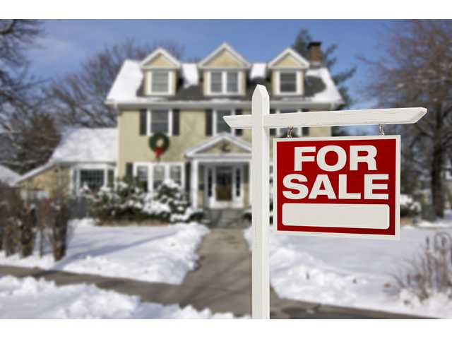 Winter home sales may not always be a chilly proposition