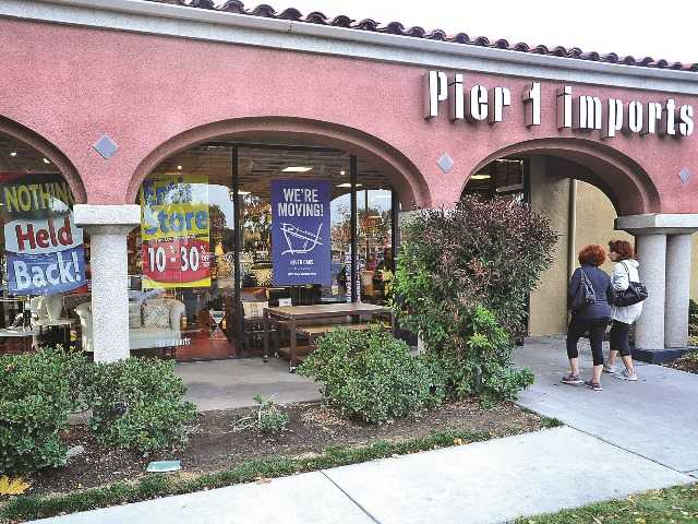 Pier 1 Imports to relocate soon