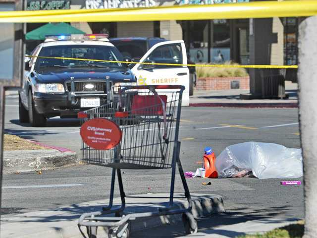 update one killed by car in valencia parking lot