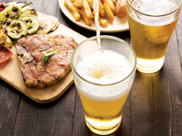 Craft beer and food pairing for Craft beer and food
