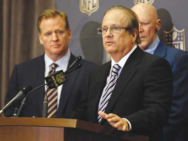 Chargers staying in San Diego for 2016, foregoing L.A. move