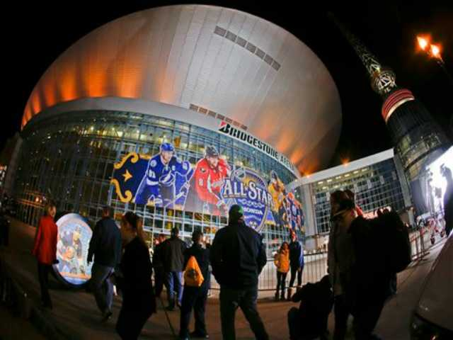 Los Angeles to host 2017 NHL All-Star Game