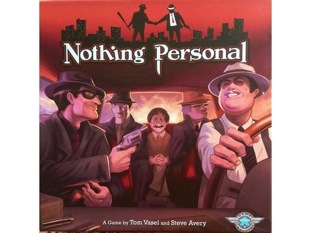 Game Salute's Nothing Personal game review: Influence is power