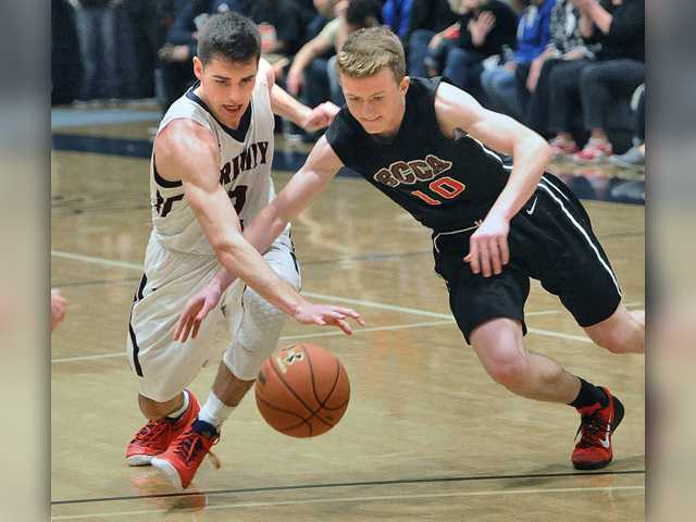 Trinity-SCCS hoops rivalry gets quick sequel