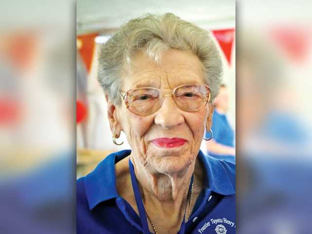 Henry Mayo Newhall Hospital Remembers Rose Stoffer, Volunteer and Philanthropist (1925-2016)