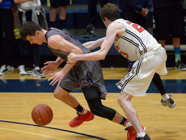 Trinity boys hoops makes it 5 straight over SCCS