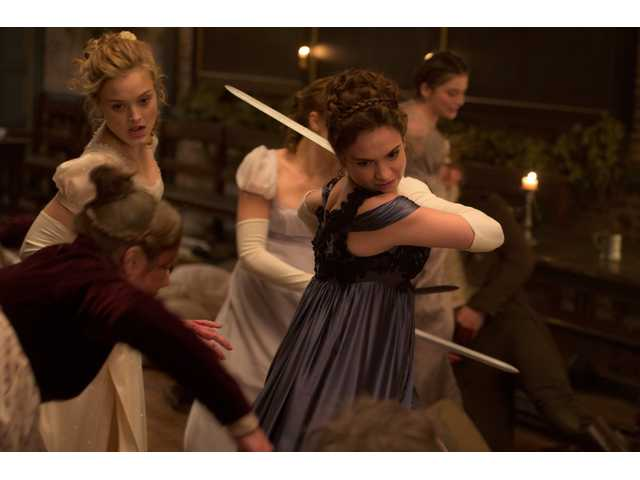 Austen meets the undead in macabre 'Pride and Prejudice and Zombies'