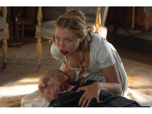 'Pride and Prejudice and Zombies': 3 points for parents
