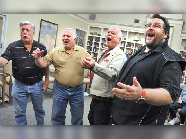 SCV group voices the harmony of love