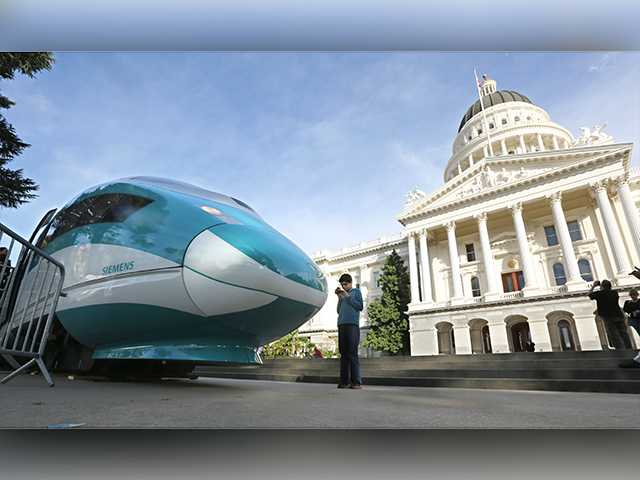 Lawsuit over high-speed rail back in court
