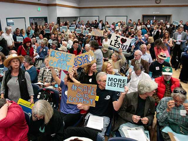Powerful California coastal panel ousts top executive