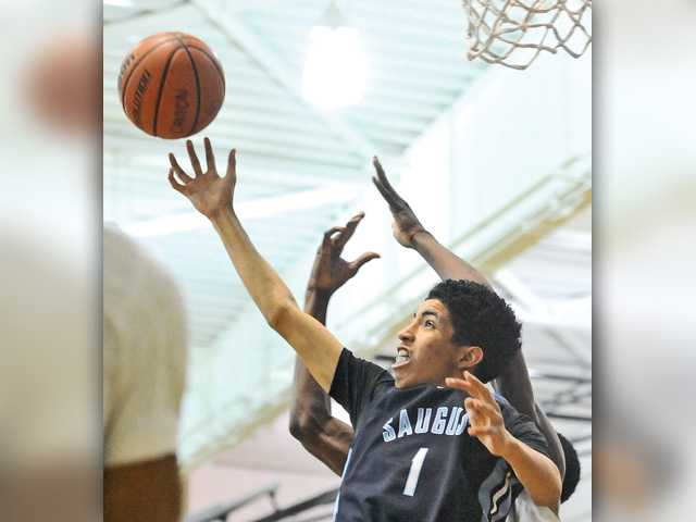 Canyon boys hoops stake claim to playoffs