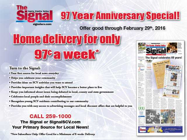 Signal Anniversary Special