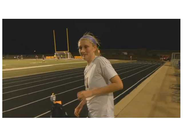 This high school soccer star was told she'd never walk again. See how God helped her survive