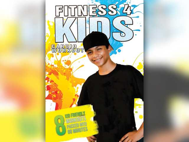 15-Year-Old Creates Workout DVD Aimed at Kids