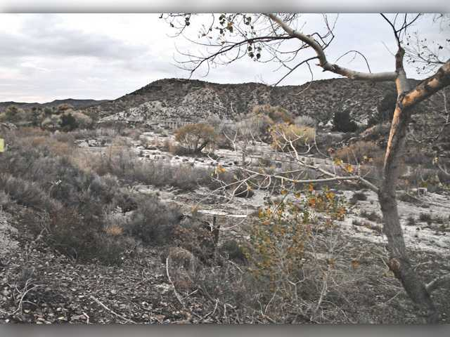 Knight introduces bill to prevent any future mining in Soledad Canyon
