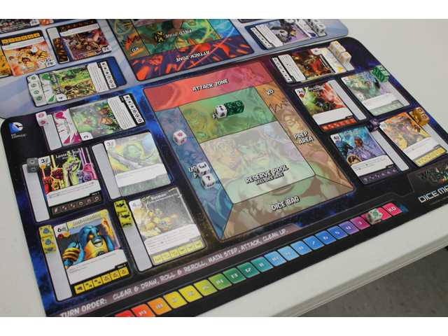 Game Review Roll For Fun In Dice Masters