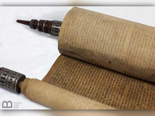 Biblical artifacts leaving SCV in April
