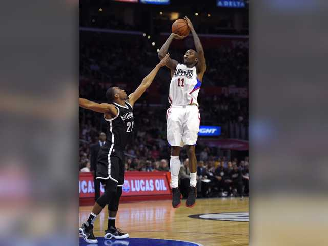 Crawford's 26 points help Clippers beat Nets