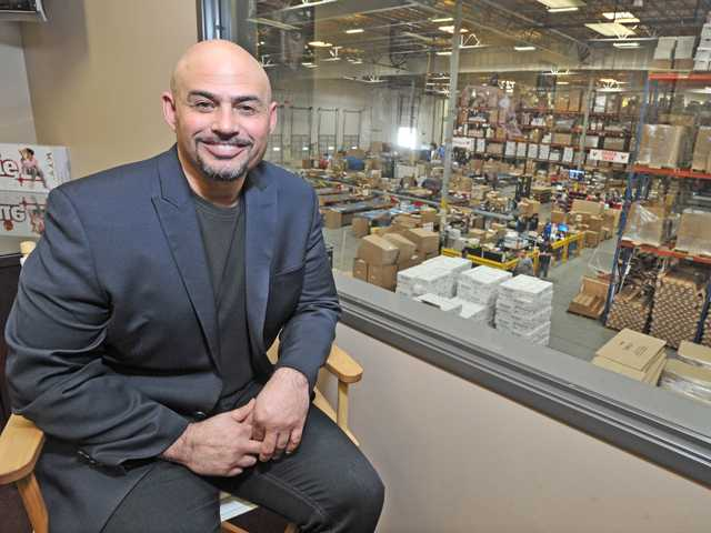 Michael Alvarez, CEO and President, Vision Media Management
