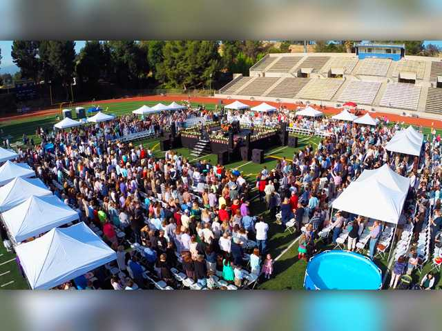 Thousands to gather at COC on Easter