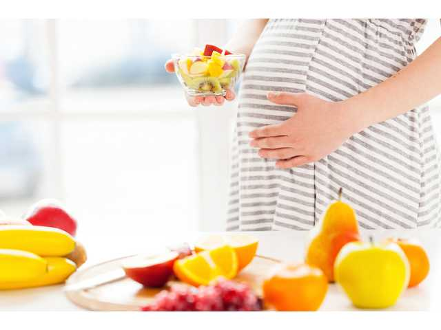 15 power foods to eat while pregnant