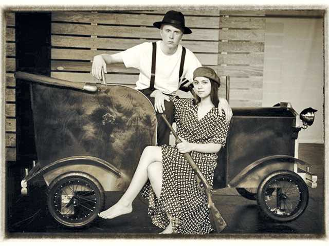 Saugus High School Theater Arts presents Bonnie and Clyde – The Musical