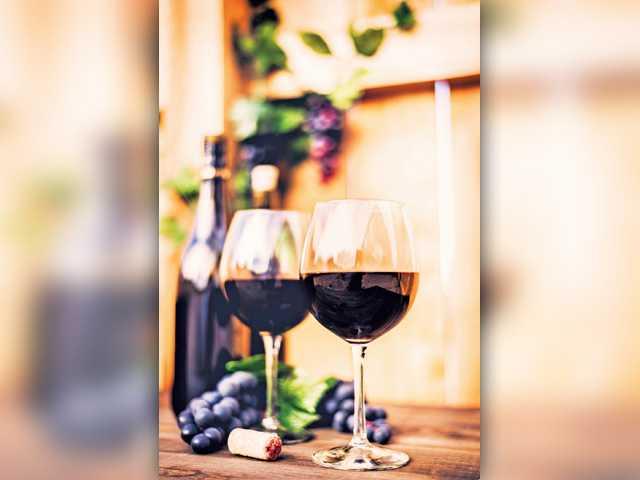 Fourth Annual Sierra Pelona Wine Festival