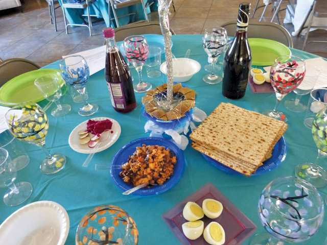 Honoring Passover tradition and history