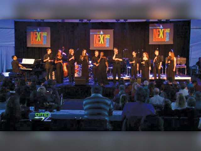 Valencia High School Singers Chosen to Play Monterey Jazz Festival