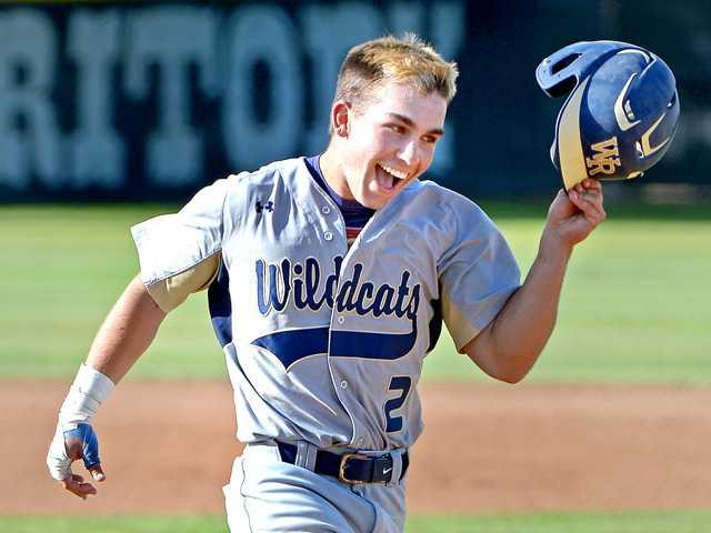 West Ranch baseball rides Drees' 3 home runs to win