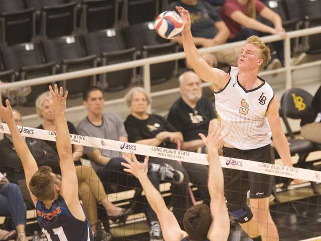 Hart, Valencia grads changing the game at Long Beach State