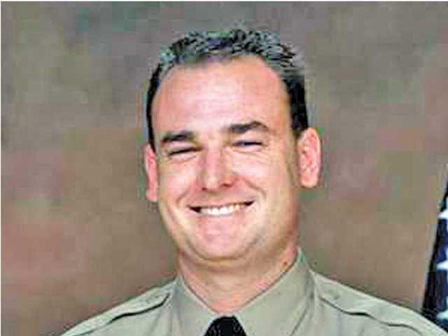 Roger Gitlin: In loving memory of Deputy David March