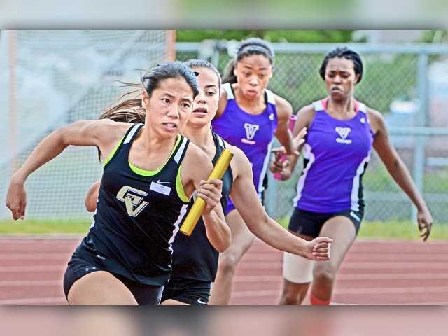 Golden Valley girls leave imprint on track and field season; Valencia boys nab share of league crown