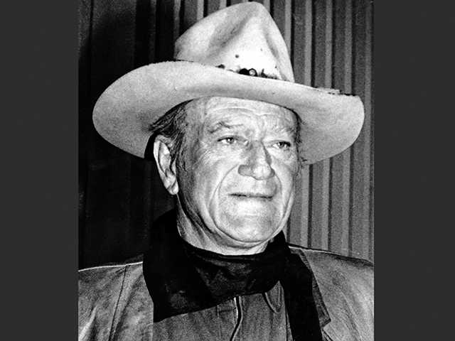 Racist statements lead lawmakers to reject John Wayne Day