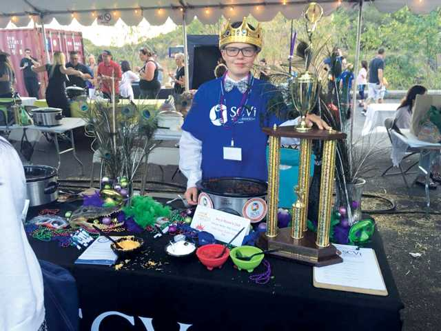 SCV Chili Cook-Off Brought Crowds on Tuesday, April 19