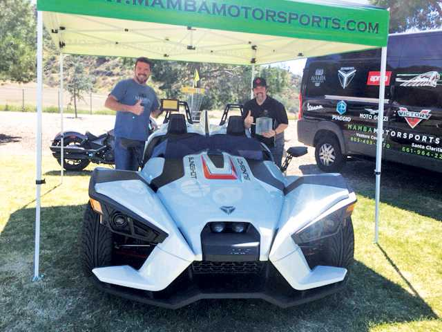 Mamba Motorsports Wins at the 7th Annual Home and Garden Show